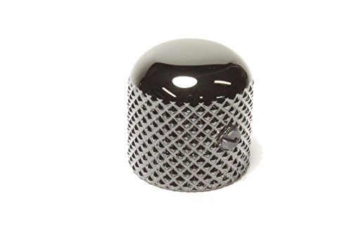 guitar knobs Metal Dome Round Top with