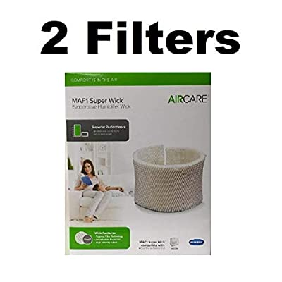 Reliаble AIR CARЕ MAF1 Replacement Wicking Humidifіer Filter GENUINE 2 FILTERS RAM: Home Improvement