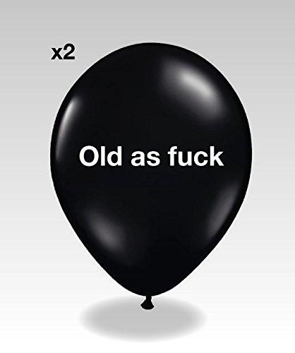 Abusive Birthday Balloons