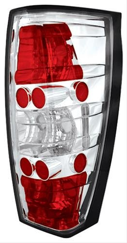 IPCW CWTCE347C Crystal Eyes Tail Light Assembly - 2002-2006 Cadillac Escalade Ext
