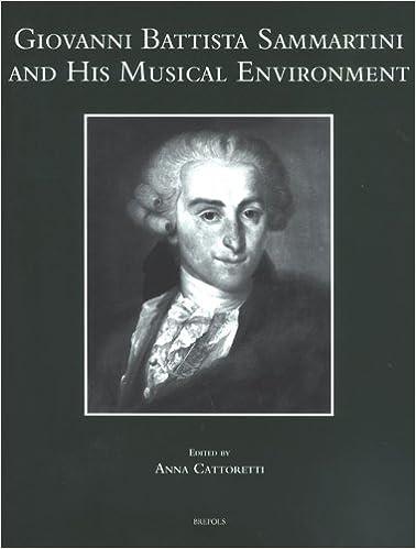 Torrent Para Descargar Giovanni Battista Sammartini And His Musical Environment (sml 5) Todo Epub