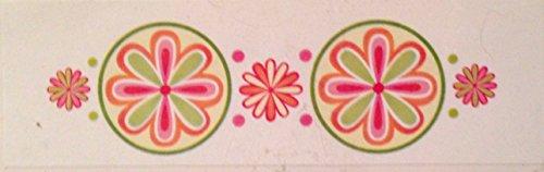 American Traditional Rub Ons (Sherbet Flower Mosaic Rub-ons by American Traditional)