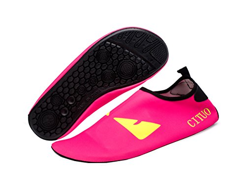 Shoes K for Boys Girls Slip Giotto Quick Water amp; Dry Non pink Swim Kids 7xqtfwFA