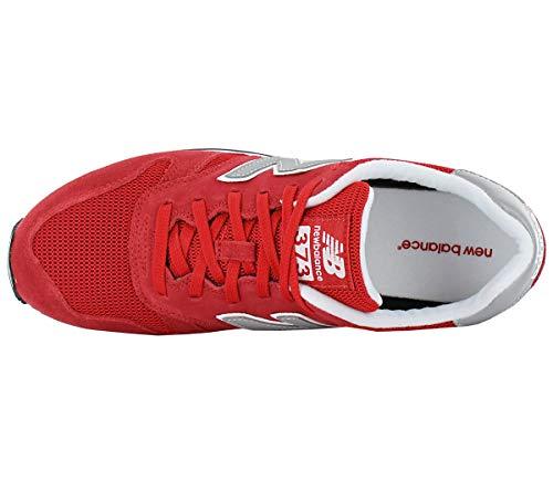 rot 373 New Sneaker Herren Balance qZIwOT1