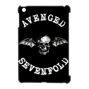3D Avenged Sevenfold IPad Mini Case, Cheap Cute Case Apple Ipad Mini Case Stevebrown5v {White}
