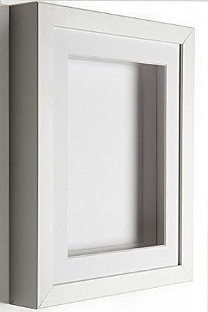 051209e454c0 Frame Company White Box Frame With Mounts  Amazon.co.uk  Kitchen   Home