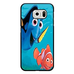 For SamSung Note 3 Case Cover Diy Disney Finding Nemo Black Hard Shell For SamSung Note 3 Case Cover Finding Nemo Edge Case(Only Fit for Edge)