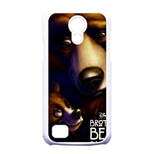 Cartoon Brother Bear for Samsung Galaxy S4 Mini i9190 Phone Case Cover 6FF869222