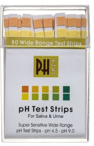Phinex pH Strips