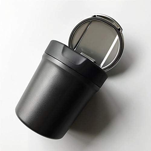 EUEMCH 車の灰皿のごみの硬貨の貯蔵のコップの容器、アウディA4 A5 A7 Q3 Q5 Q7 A1 A3のため