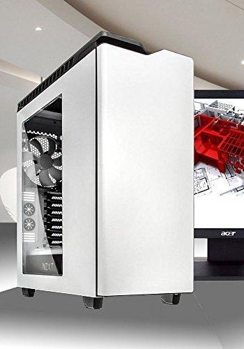 Core i7 3D Modeling, AutoCAD System Intel 4.0ghz Quad Core 32 GB RAM, 1TB SSD, 2TB HDD, Windows 7 Pro, NVIDIA Quadro P4000, Liquid Cooled.