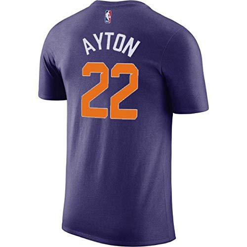 (Outerstuff Deandre Ayton Phoenix Suns #22 Youth Player Name & Number T-Shirt (Small 8))