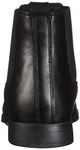 black Chelsea Bottes Wide U Homme Np Noir C9999 Abx G Hilstone Geox wAqZ1SvxH