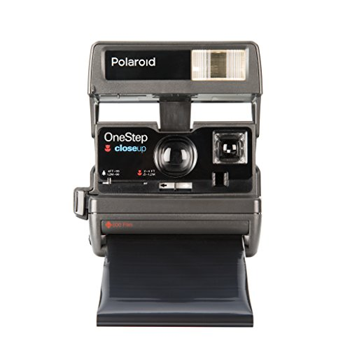 Polaroid Originals 4737 Film Shield for Box Type, Black Vintage Video Camera