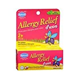 HYLANDS HOMEOPATHIC ALLERGY RELIEF 4 KIDS, 125 TAB