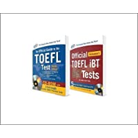 Official TOEFL® Test Prep Savings Bundle 2nd Edition