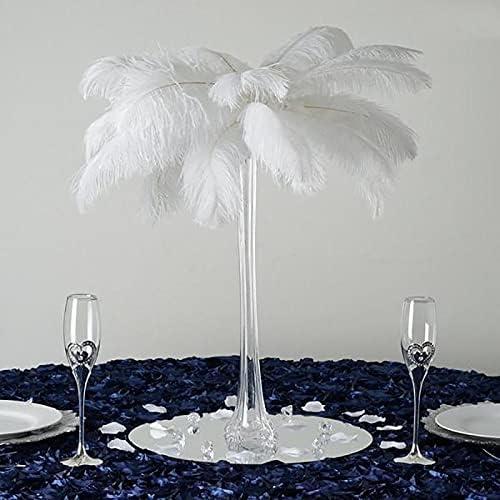 Efavormart 20″ Eiffel Tower Wedding Glass Vases