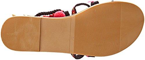Refresh Women's 063361 Open Toe Sandals Black (Black Black ) bbfHfEf