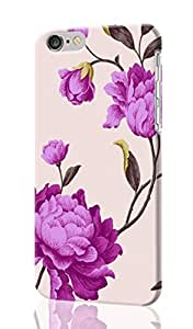 Andre-case iPhone 6plus 5.5 case cover, iPhone 6plus 5.5 case cover - Fashion Style Colorful Painted XDK92aOl7Yj Pink Lotus Flower Rubber case cover Back Cover Protector Skin For iPhone 6plus 5.5