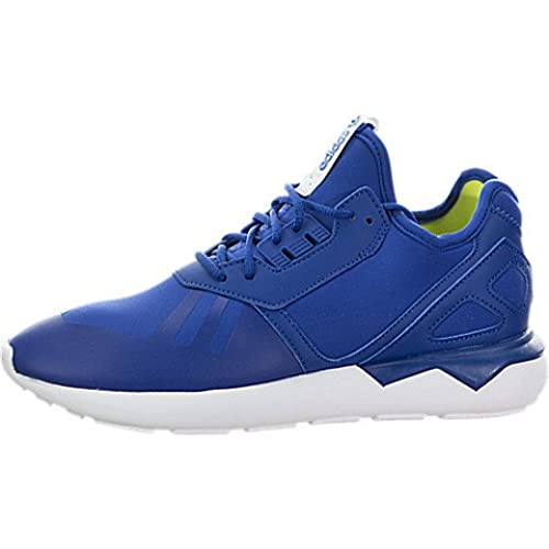 Adidas Tubular Runner K Shoes Boys/Girls Sneaker Royal Blue (7 M US Big Kid)