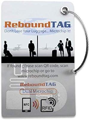 ReboundTAG Smart Luggage Tag Customer product image