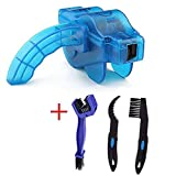 Bicycle Chain Cleaner Cycling Repair Kit Machine Brushes Scrubber Wash Tools Mountain Cycling Cleaning Kit Outdoor Sports