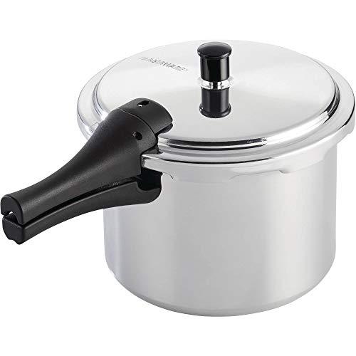 Farberware Cookware Aluminum Pressure Cooker, 6-Quart
