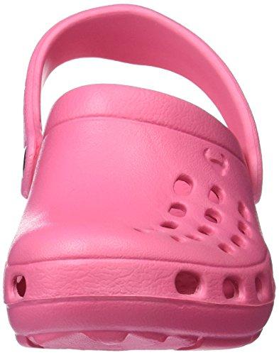 Suecos Unisex-Kinder Loki Pantoletten Rosa (Pink)