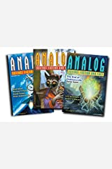 Analog Science Fiction and Fact-3 Pack Paperback