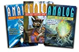Analog Science Fiction and Fact-3 Pack