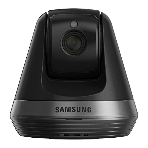 Samsung Manufacturer Refurbished SNH-V6410PN SmartCam PT 1080p Full HD Pan and Tilt Wi-Fi Camera Black (Certified Refurbished)