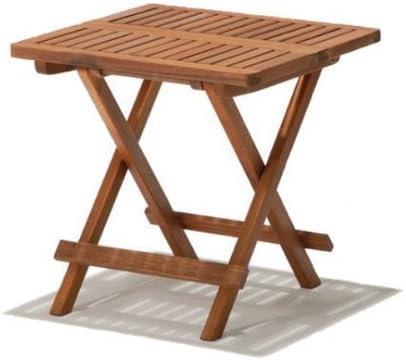 Holztisch Tisch Klapptisch Balkontisch Gartentisch Bistrotisch Akazie 50x50cm