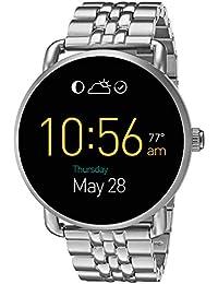 Q Wander Gen 2 Stainless Steel Touchscreen Smartwatch FTW2111