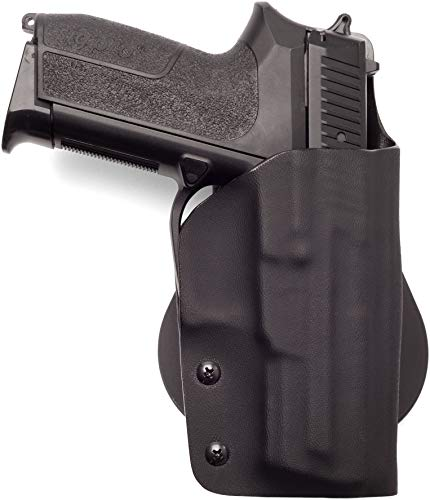 Para Ordnance Paddle - para Ordnance P14 Holster - Kydex Paddle Holster - Old-World Craftsmanship (6202)