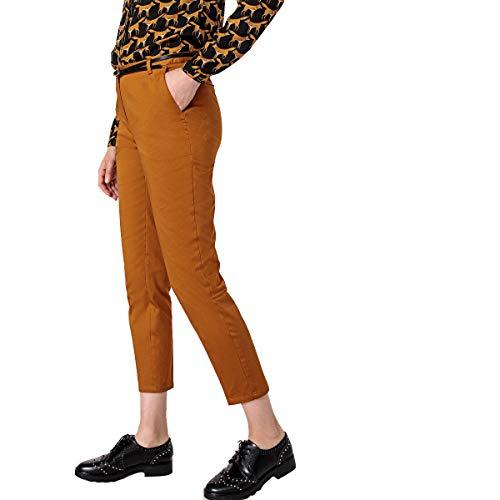 A Donna La Pantaloni Cammello Sigaretta Redoute Collections qqIpw