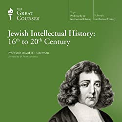 Jewish Intellectual History: 16th to 20th Century