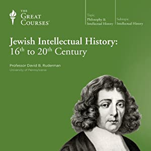 Jewish Intellectual History: 16th to 20th Century Lecture