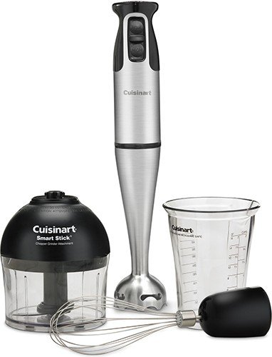 Cuisinart CSB-79 Smart Stick 2 Speed Hand Blender, Stainless