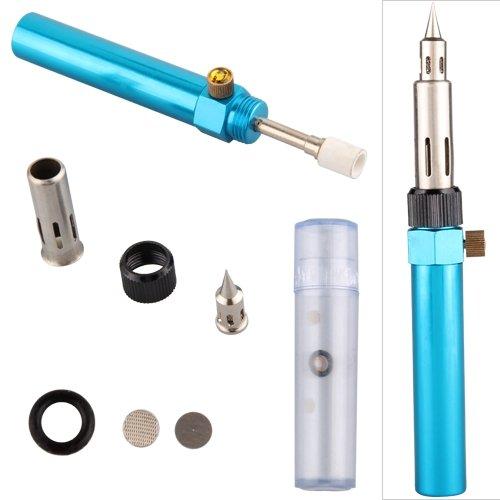 LG Supply - Lápiz soldador recargable (gas): Amazon.es: Bricolaje y herramientas
