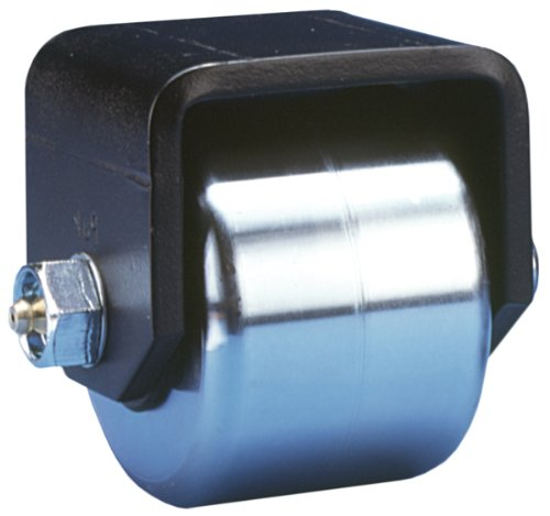 Ultra Fab Products 10-4202 Mini Weld-On Steel Roller by Ultra-Fab Products