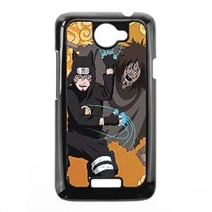 Kankuro Naruto Shippuden Anime HTC One X Cell Phone Case Black Customized Toy pxf005_9678760