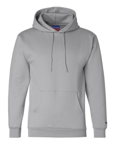 Champion Double Dry Hooded Jacket - Champion Double Dry Action Fleece Pullover Hood