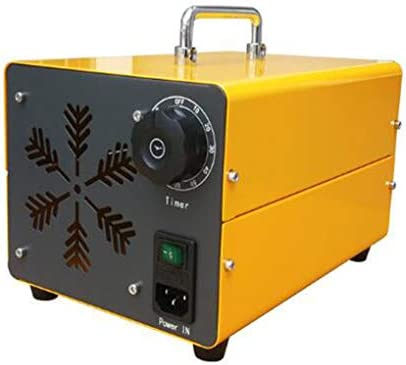 Generador de ozono purificador de Aire Ultra silencioso Desodorante de ozono Comercial Seguro y eficiente Utilizado en la Industria del automóvil, jardín de Infantes, Oficina, casa de Mascotas: Amazon.es: Hogar