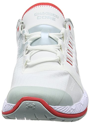 UA Outdoor 101 Multisport Charged Armour W Blanc Under Core White Chaussures Femme 5BqAn