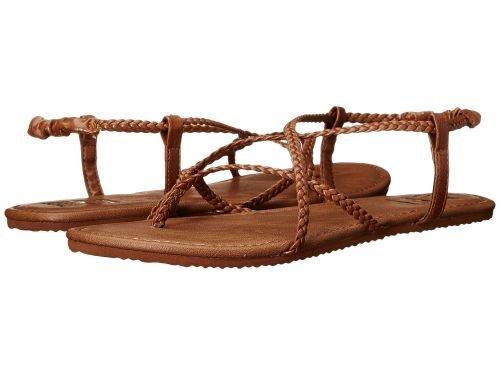 艦隊製造業メガロポリスBillabong(ビラボン) レディース 女性用 シューズ 靴 サンダル Crossing Over 2 - Desert Brown 1 [並行輸入品]