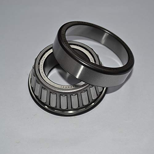 Fevas Suzuki GW250 S F DL GSX250R Steering Wheel Column/Handlebar Pressure/Tapered Roller Bearing Wave Plate Refit Debounce - (Outer Diameter: Scheme 2) ()
