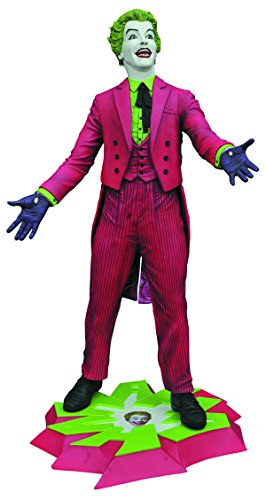 Diamond Select Toys Batman Classic 1966 The Joker Resin Statue