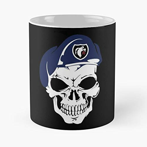 Person Army Military Halloween - Best Gift Ceramic Coffee Mugs 11 Oz -