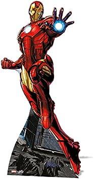 Marvel Avengers - Muñeco Recortable Marvel (SC741): Star Cutouts ...