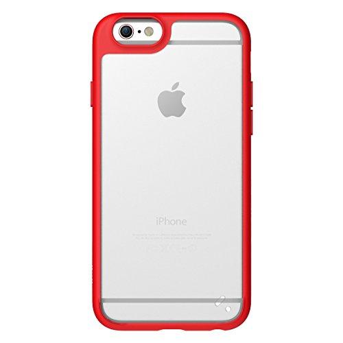 iPhone 6S Plus Fall, araree® [Hue Plus] Hybrid Bumper klar weiche Slim Fit TPU Hülle Flip Cover für Apple (2015)